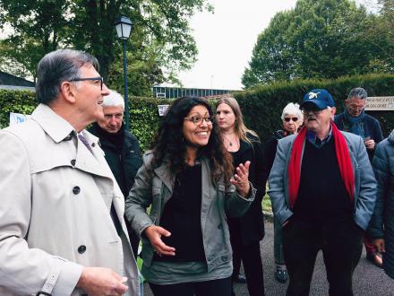 Les jeunes migrants ont le droit à un toit et à la formation ! - Beauvais, 6 mai 2019
