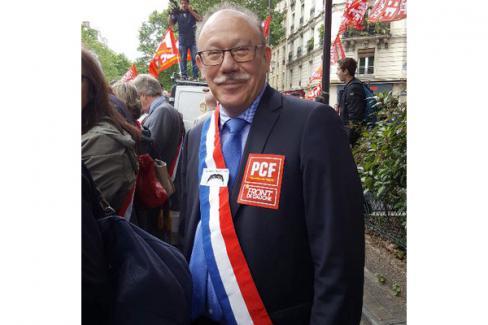 L'humain d'abord au cœur de la République, avec Jean-Pierre Bosino au Sénat