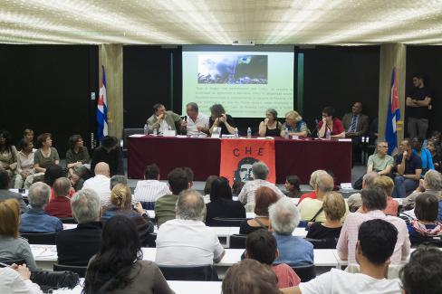 « Vive le Che ! » et soutien au processus de Constituante au Venezuela - Paris, 27 juillet 2017