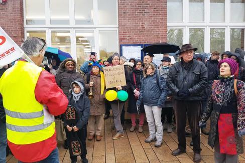 Climat : relevons le défi ! - Beauvais, 8 décembre 2018