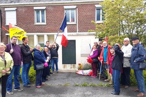 « Le verbe résister doit toujours se conjuguer au présent » - Beauvais, 8 mai 2019