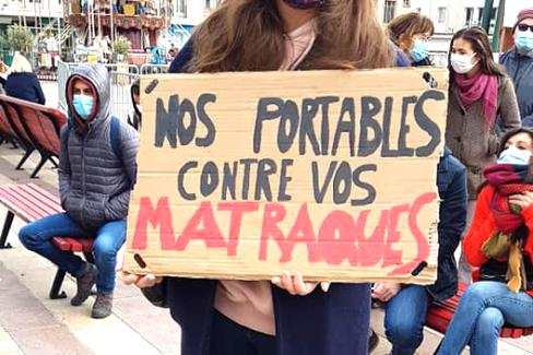 Stop loi sécurité globale ! - Beauvais, 21 novembre 2020