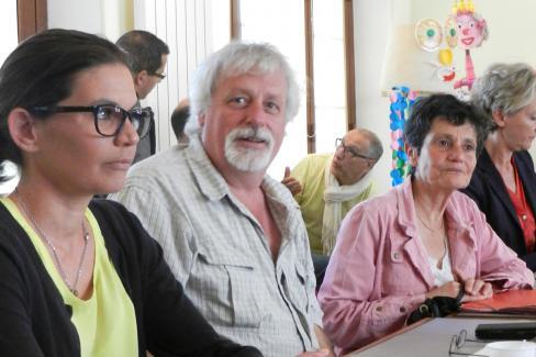CDG Express : « il est impensable d'aggraver encore les conditions de transport des usagers de la ligne K et du TER Picardie » - Le Plessis-Belleville, 22 mai 2017